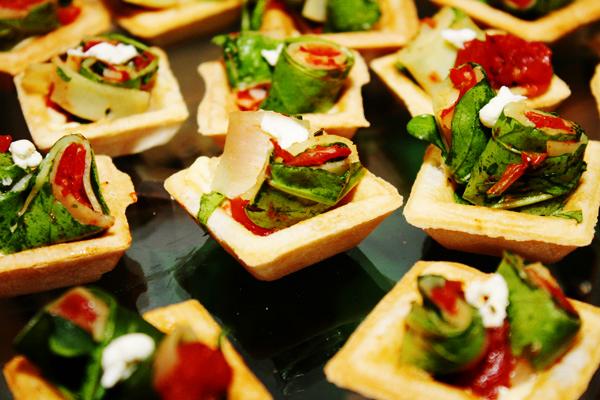 05 Finger Food Casamento