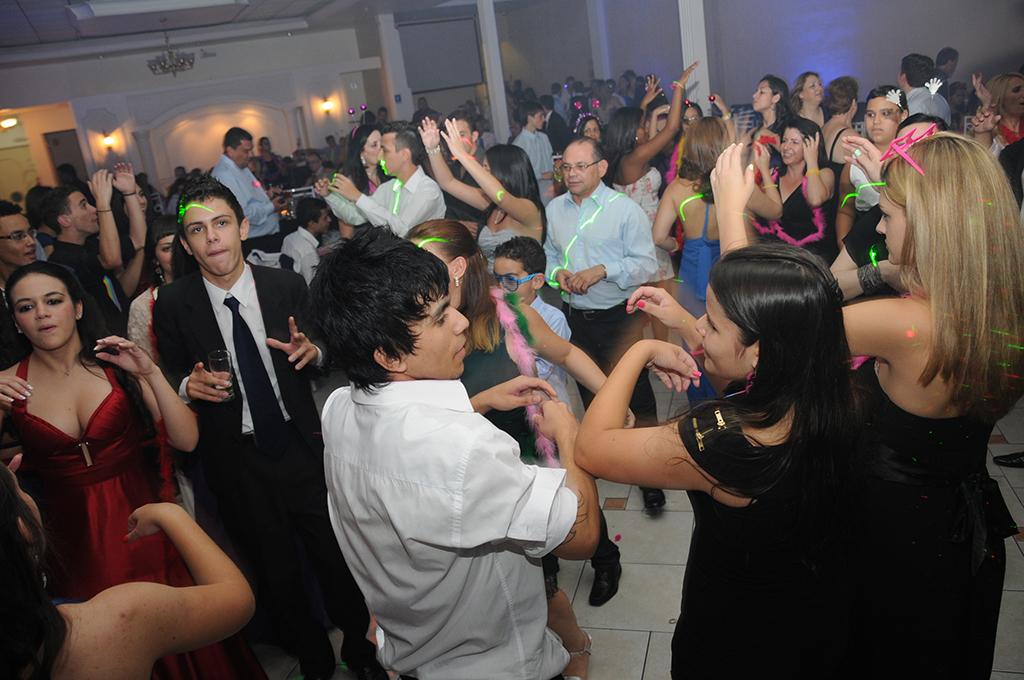12 Baile de formaturas
