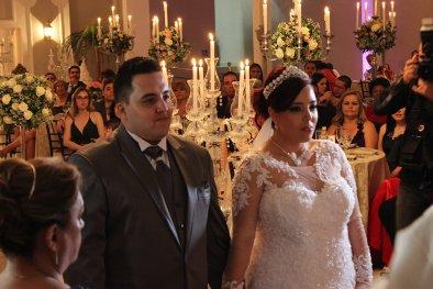 Chega dos noivos buffet para casamento