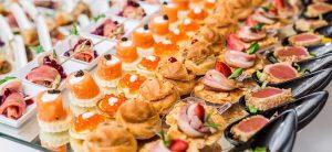 buffet de casamento