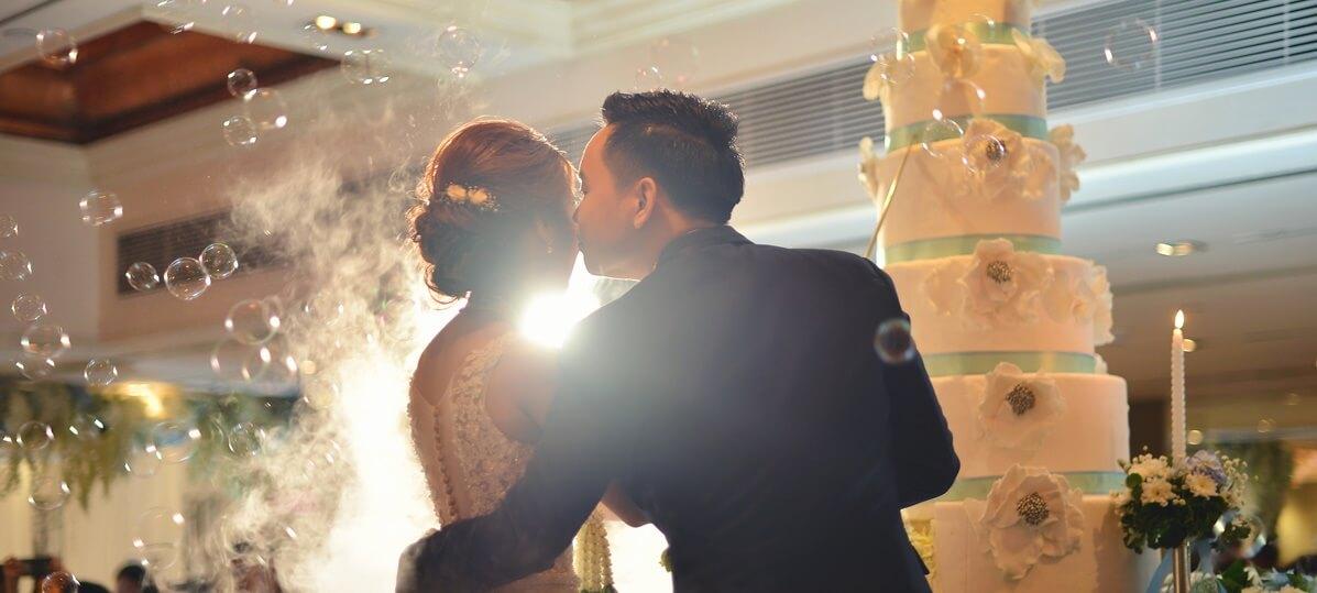 Buffet completo de casamento