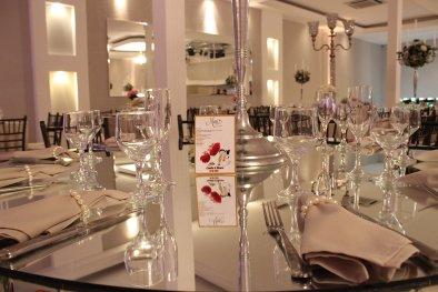 Mesas decoradas para casamento