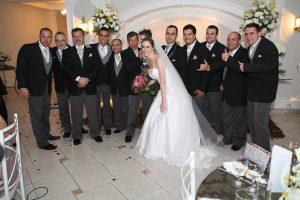 Fotografia e filmagem dos noivos