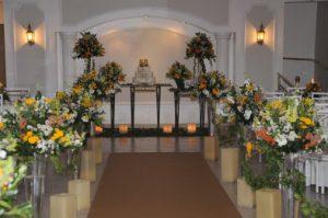 Comemoração festa de bodas