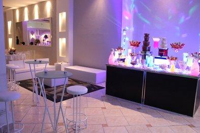 Bar para festa de debutante