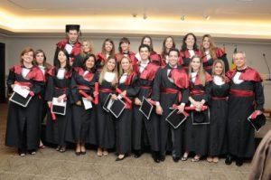Buffet para formatura de pós graduação