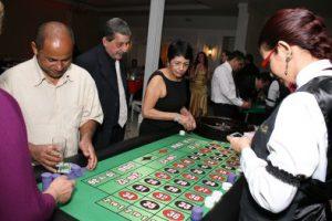 Festa de aniversário com jogos