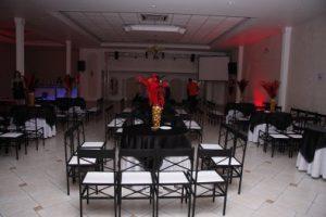 Espaço para festas