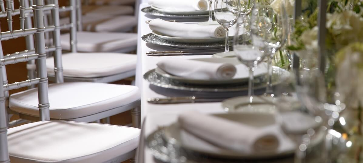 Jantar de gala empresarial